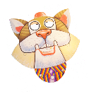 Jiggers Kitty Kat Jigsaw